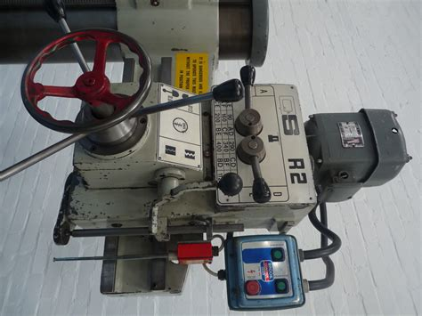 qualters smith   radial arm drill rondean