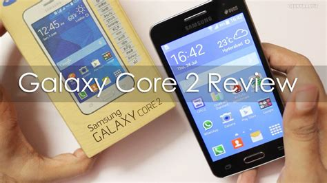 themes for galaxy core 2 samsung galaxy core 2 android phone review youtube