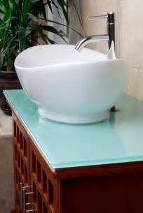 bowl bathroom sinks repurposing furniture as a bathroom sink vanity modernize