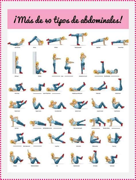 abdominales para mujeres en casa 17 best images about ejercicios en casa on pinterest
