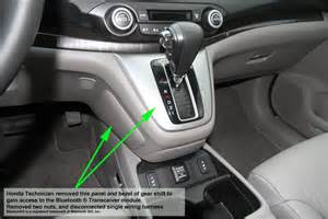 Honda Crv Bluetooth Honda Bluetooth Wiring Harness Bluetooth Free