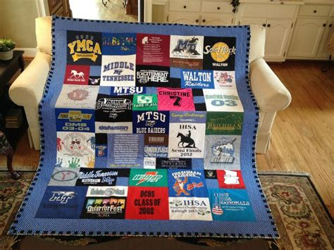 Size Of Quilt Finished by Finished T Shirt Quilt Size 72 Quot X 84 Quot Quilts