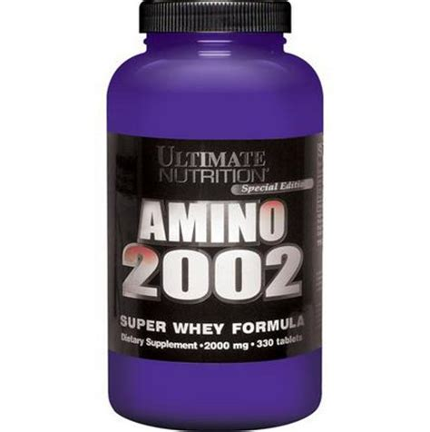 Suplemen Ultimate Amino 2000 Jual Ultimate Nutrition Amino 2000