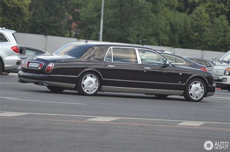 bentley mulliner bentley arnage rl mulliner limousine 27 june 2016
