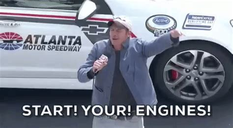 Start Your Engines by Start Your Engines Gifs Find On Giphy