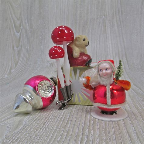 Handmade Ornaments For Sale - retro decorations for sale photograph vintage ch
