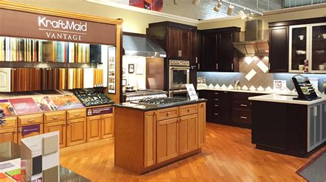 omega kitchen cabinetry on display east bay