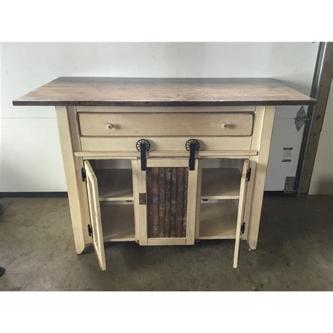 kitchen island height primitive kitchen island in counter height set 2 sizes