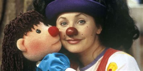 big comfy couch alyson court loonette the clown now alyson court actually got her