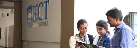 Kct Placement For Mba by Kct Business School Coimbatore