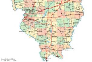 southern map southern illinois map with cities