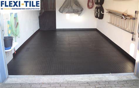 pvc bodenfliesen werkstatt modernisierung eines garagenbodens 187 pvc fu 223 bodenbelag