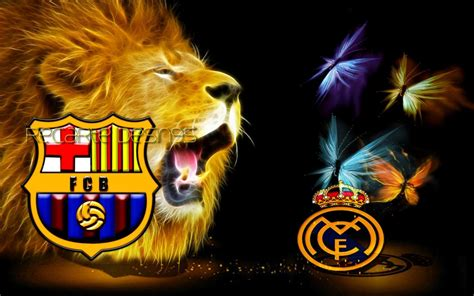 Custom Fc Real Madrid 004 real madrid vs barcelona wallpapers wallpaper cave