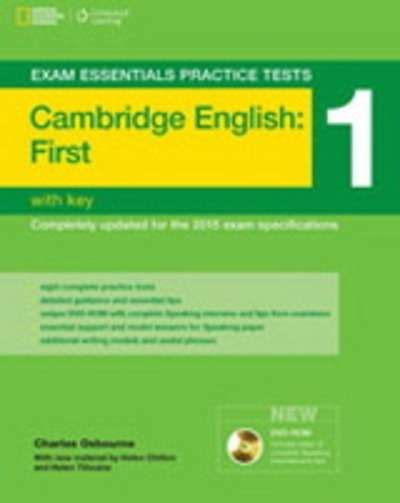 libro national 5 english practice pasajes librer 237 a internacional cambridge first practice tests 1 suitable for the 2015 fce