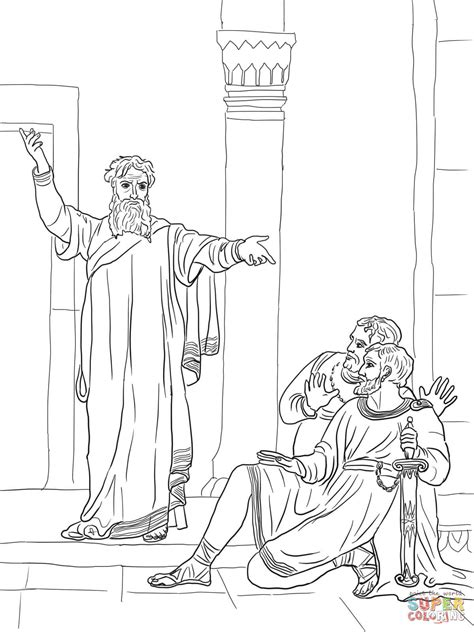 free bible coloring pages jeremiah prophet jeremiah coloring pages coloring home