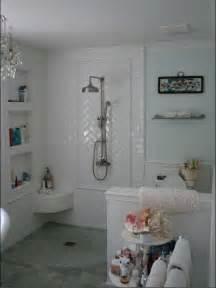 How To Install Wainscoting Bathroom Beveled Tile Beveled Subway Tile Westside Tile And Stone
