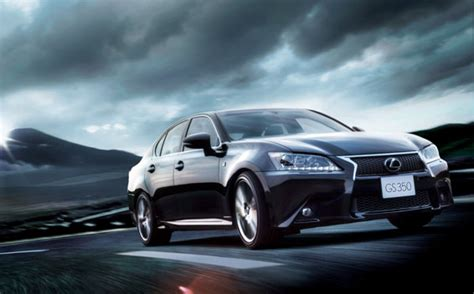 lexus gs 350 f sport awd ect 3 5 2014 japanese vehicle