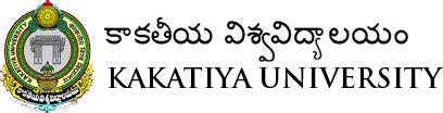 Ku Distance Mba by Kakatiya Distance Education Warangal