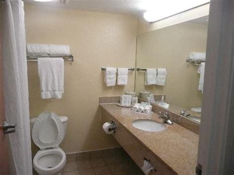 american bathroom bathroom picture of comfort inn suites airport