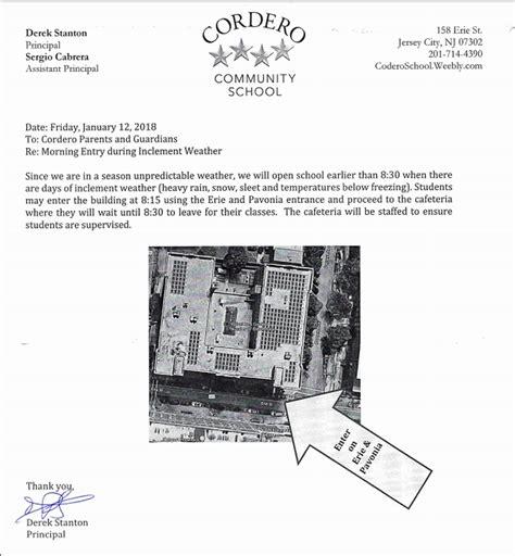 jersey city rec desk cordero website