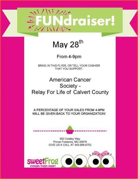 Flyer Fundraiser Template