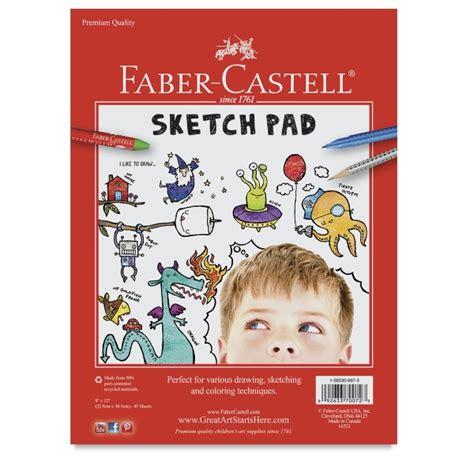 sketchbook faber castell faber castell sketch pad blick materials