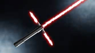 star wars episode 7 spoiler red lightsaber