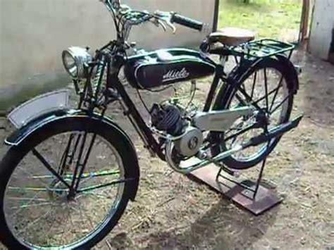 Motorrad Oldtimer Hercules K 175 by Sachs Miele Poland