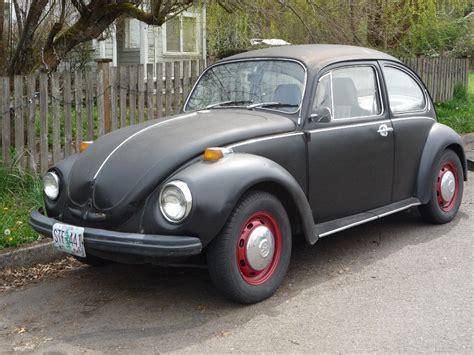 mini volkswagen beetle curbside classic 1971 vw super beetle 1971 small car