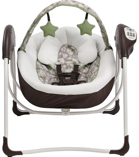 graco glider swing reviews graco glider lite lx gliding swing zuba