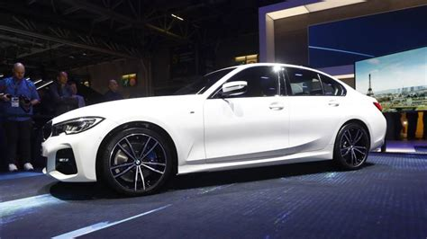 Bmw 3 Series 2019 Usa by 2019 Bmw 3 Series Debuts In With Bigger And