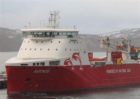 fjord shipping kvitnos fjord shipping