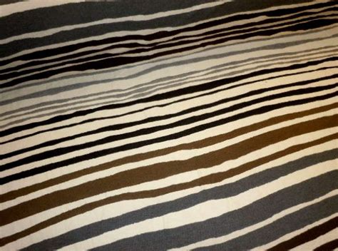 urban upholstery urban stripes upholstery fabric in brown black gray