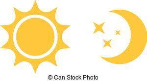 estrellas y sol luna estilo cartoon im 225 genes predise 241 adas plano uso sol pron 243 stico luna vector dise 241 o plano