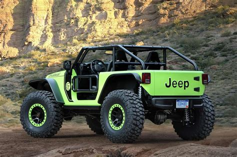 Where Is The Jeep Made 7 Adventure Vehicles From The La Auto Show That Made Us