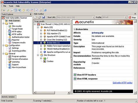 tutorial acunetix web vulnerability scanner acunetix web vulnerability scanner cracked download