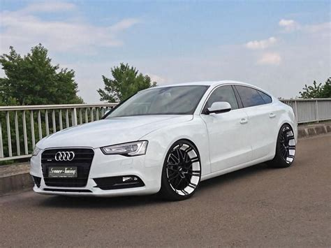 Audi A5 Coupe Tuning by Audi A5 S5 Coupe Od A5 Sportback By Senner Tuning