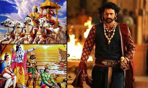 film mahabharata 2017 baahubali effect why mahabharata and ramayana being made