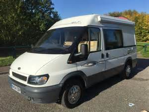 ford transit 280 swb motorhome cer day west