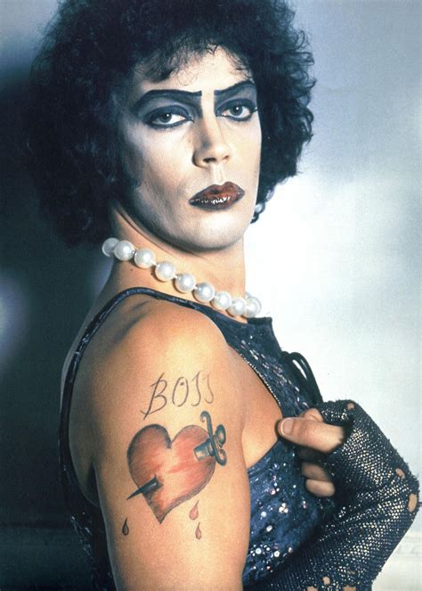 rocky horror picture show tattoo i m just a sweet el gringo suelto