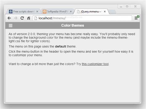 jquery printable version download source code jquery mmenu 5 6 2 blog emka