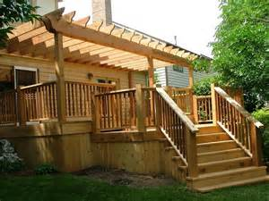 Pergola Kits Attached To House by Plans For Pergola Attached To House Duashadi Com