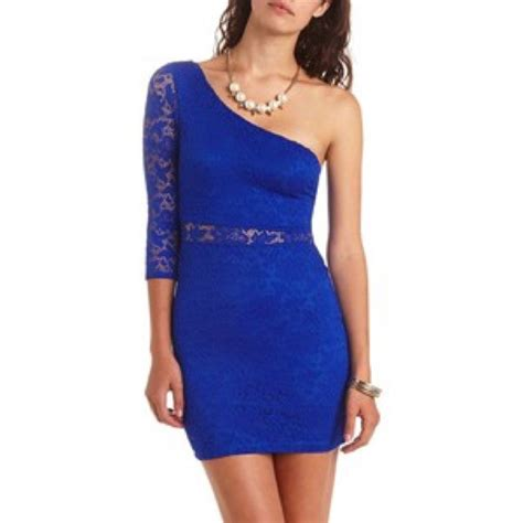 Charlote Dress 82 Russe Dresses Skirts Blue Lace One