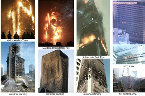 More From 9 by Comparing Damage After Wtc7 Fires With