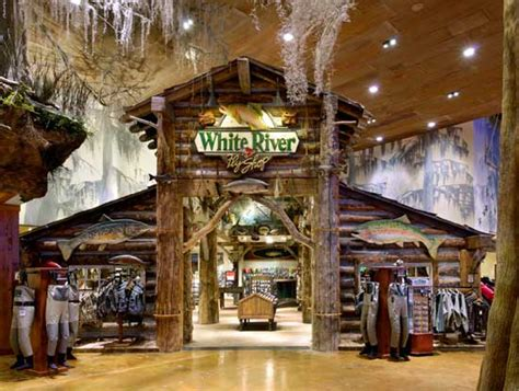 Bass Pro Shop Interior by Springfield Mo Sporting Goods Outdoor Stores Bass Pro