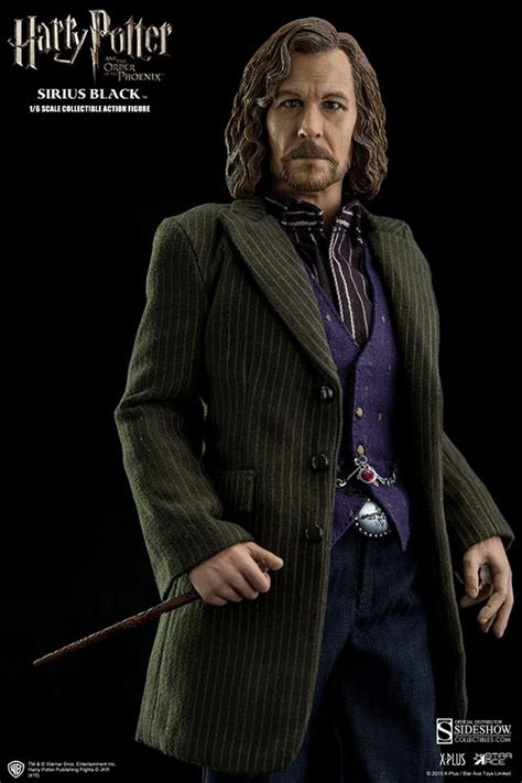 sirius black harry potter sirius black sixth scale figure by ace sideshow collectibles