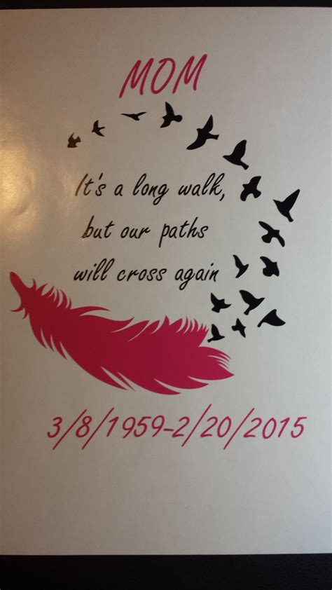 remembrance tattoos for mom memorial car decal bbd s boutique creations
