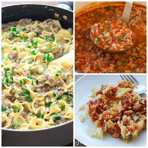 Easy Comfort Food Recipes Omg Lifestyle Blog