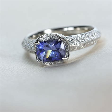 benitoite engagement 20 best images about benitoite on pinterest diamonds
