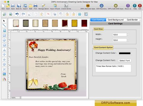 font design mac software freeware anniversary greeting cards designer for mac by